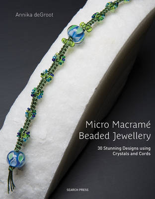 Micro Macrame Beaded Jewellery by Annika de Groot image