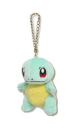 Pokemon: Plush Mascot Charm (Squirtle)