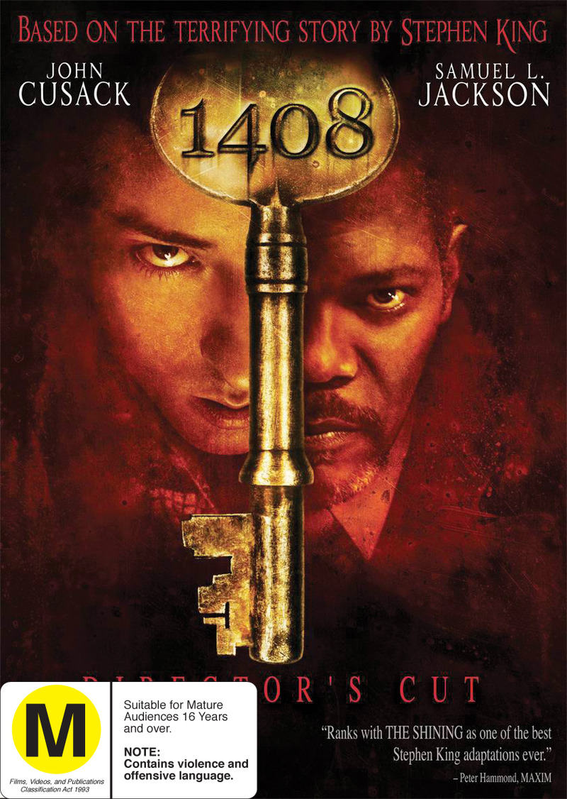 1408 - Director's Cut on DVD image