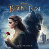 Beauty & The Beast 2018 Wall Calendar