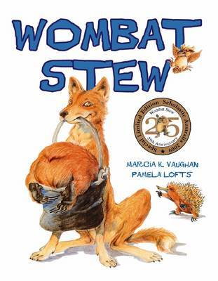 Wombat Stew by Marcia Vaughan image