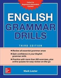 English Grammar Drills by . Lester