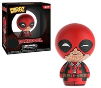 Marvel: Deadpool (Torn Mask Ver.) - Dorbz Vinyl Figure