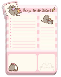 Pusheen the Cat: Sweet & Simple - Desk Pad (Things to Do)