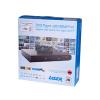 DVD Player HDMI, Composite & USB image