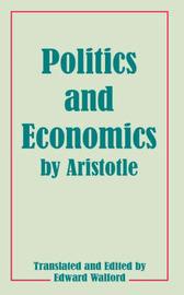 Politics and Economics by * Aristotle image