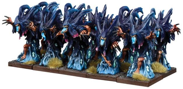 Kings Of War: Nightstalker Phantoms Troop