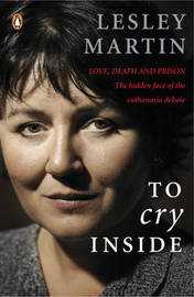To Cry Inside by Lesley Martin image