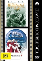 It's A Wonderful Life / White Christmas - Classic Double Bill (2 Disc Set) on DVD