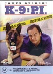 K.9 P.I on DVD
