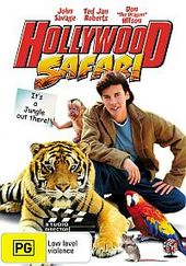 Hollywood Safari on DVD