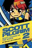 Scott Pilgrim Color: Vs. The World: Volume 2 by Bryan Lee O'Malley