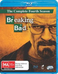 Breaking Bad - The Complete Fourth Season on Blu-ray