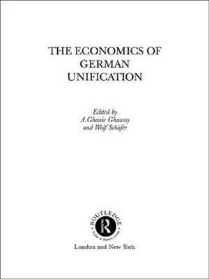 The Economics of German Unification image
