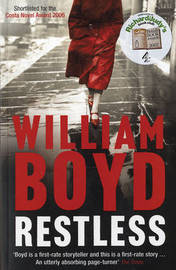 Restless by William Boyd image