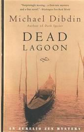 Dead Lagoon by Michael Dibdin image