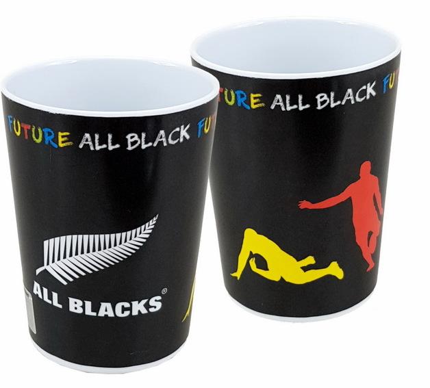 All Blacks - Melamine Tumbler