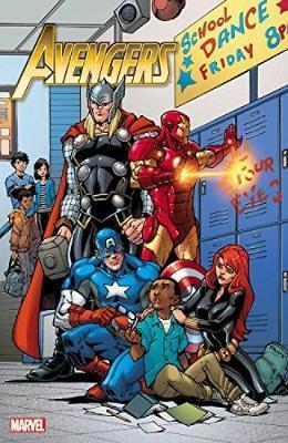 Avengers: No More Bullying by Sean Ryan
