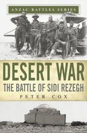 Desert War by Peter Cox