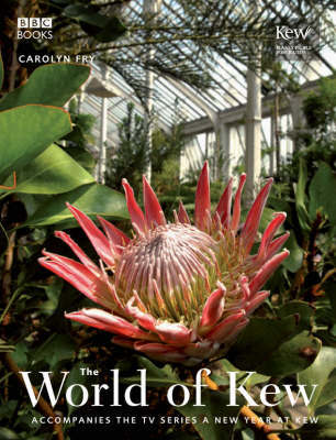 The World of Kew by Carolyn Fry image