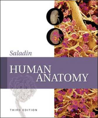 Human Anatomy by Kenneth S. Saladin