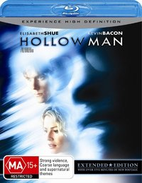 Hollow Man on Blu-ray image