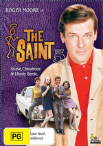 The Saint (1962) - Collection 5 (6 Disc Set) on DVD