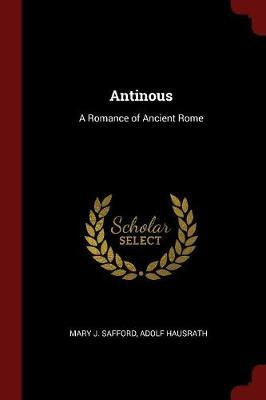 Antinous by Mary J Safford image