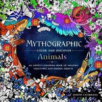 Mythographic Color and Discover by Joseph Christopher Catimbang image