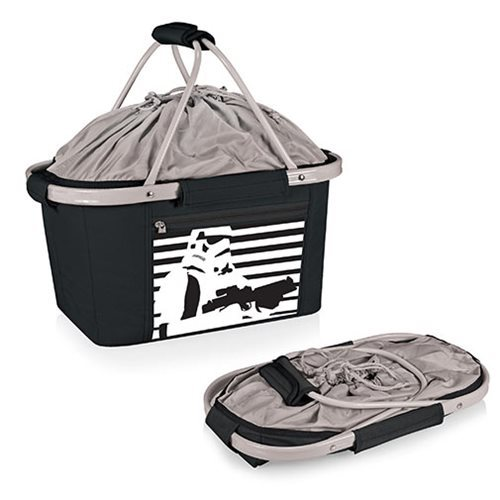 Star Wars: Stormtrooper Basket Collapsible Cooler Tote Bag