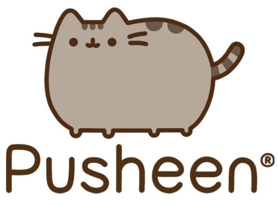 Pusheen (with Heart) - Pop! Vinyl Figure image