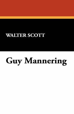 Guy Mannering by Walter Scott image