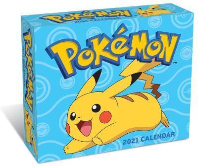 Pokemon 2021 Day-To-Day Calendar by Pokemon