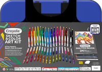 Crayola: Sketch & Color - Art Kit