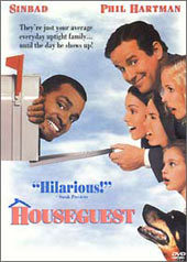 Houseguest on DVD