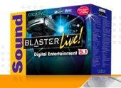 Creative SB Live DE 5.1 SE OEM for PC