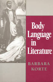 Body Language in Literature by Barbara Korte image
