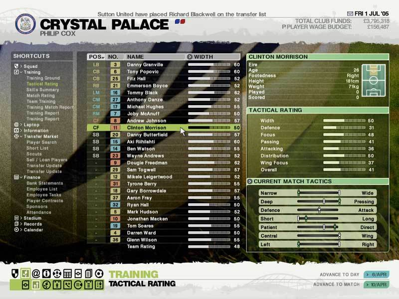 LMA Manager 2007 for PC Games image