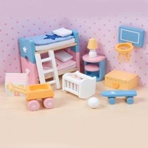 Le Toy Van: Sugar Plum Children's Room Furniture Set image