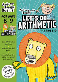 Let's do Arithmetic 8-9 by Andrew Brodie image