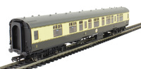 Hornby: BR Mk1 Coach Corridor Composite - Chocolate & Cream