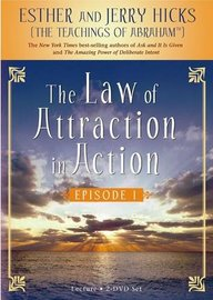 The Law of Attraction in Action by Esther Hicks image