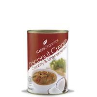 Ceres Organics Coconut Cream (400g)