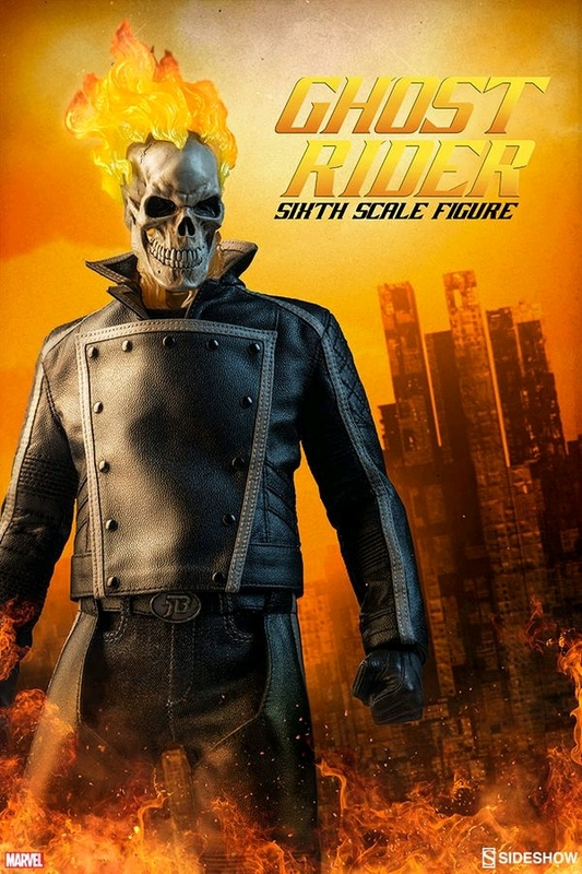 "Marvel: Ghost Rider - 12"" Articulated Figure"
