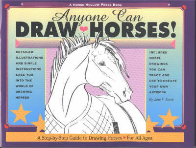Anyone Can Draw Horses by June V. Evers image