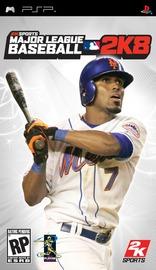 Major League Baseball 2K8 for PSP image