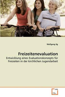 Freizeitenevaluation by Wolfgang Ilg image