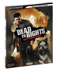 Dead to Rights: Retribution Official Strategy Guide by BradyGames image