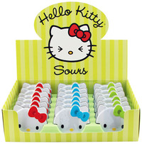 Hello Kitty: Candy Tin - Sours (Assorted Flavours)