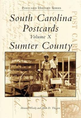 South Carolina Postcards by Howard Woody